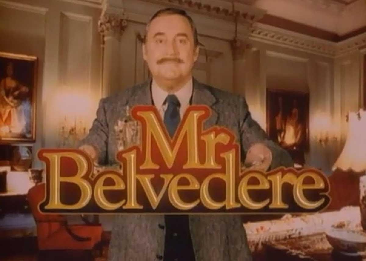 We almost had a Mr. Belvedere TV Show in the 1950's and 1960's?