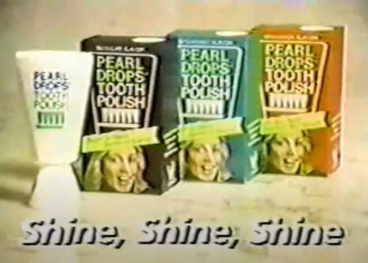 Pearl Drops Tooth Polish is Perfect for that First Date with a Serial Killer