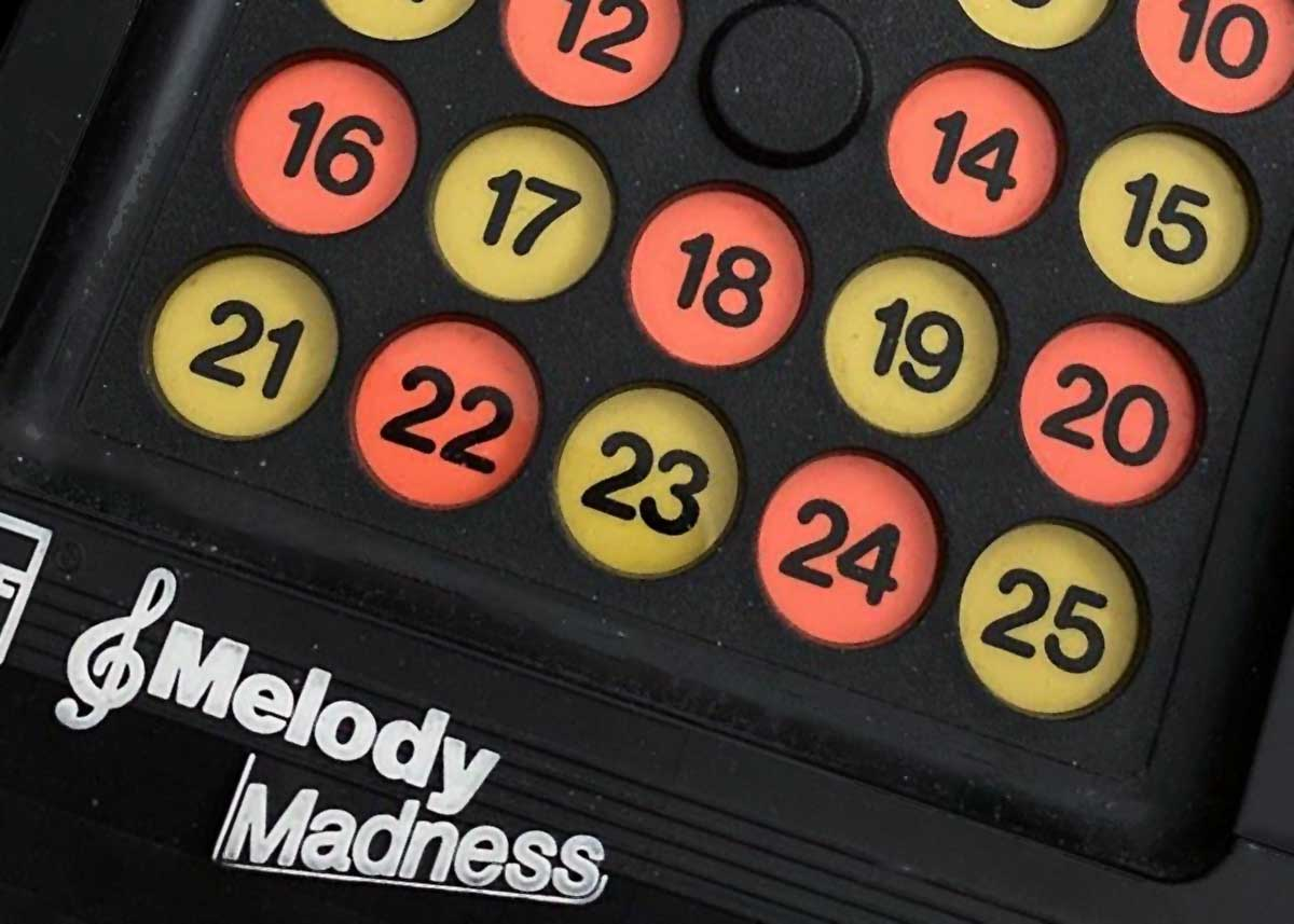Do you remember Melody Madness?