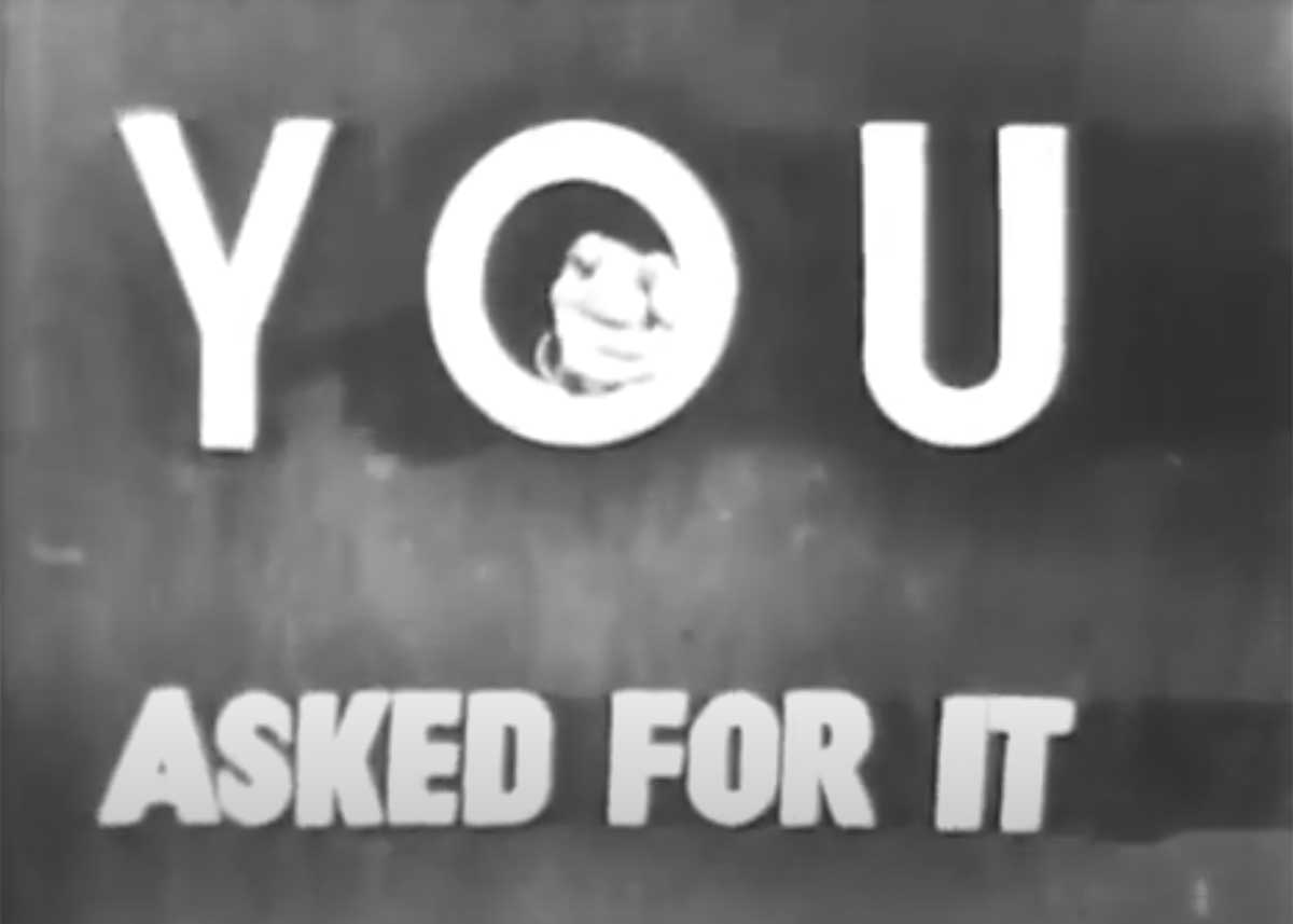 Crooked Carnival Games explained on Early 1950's Television