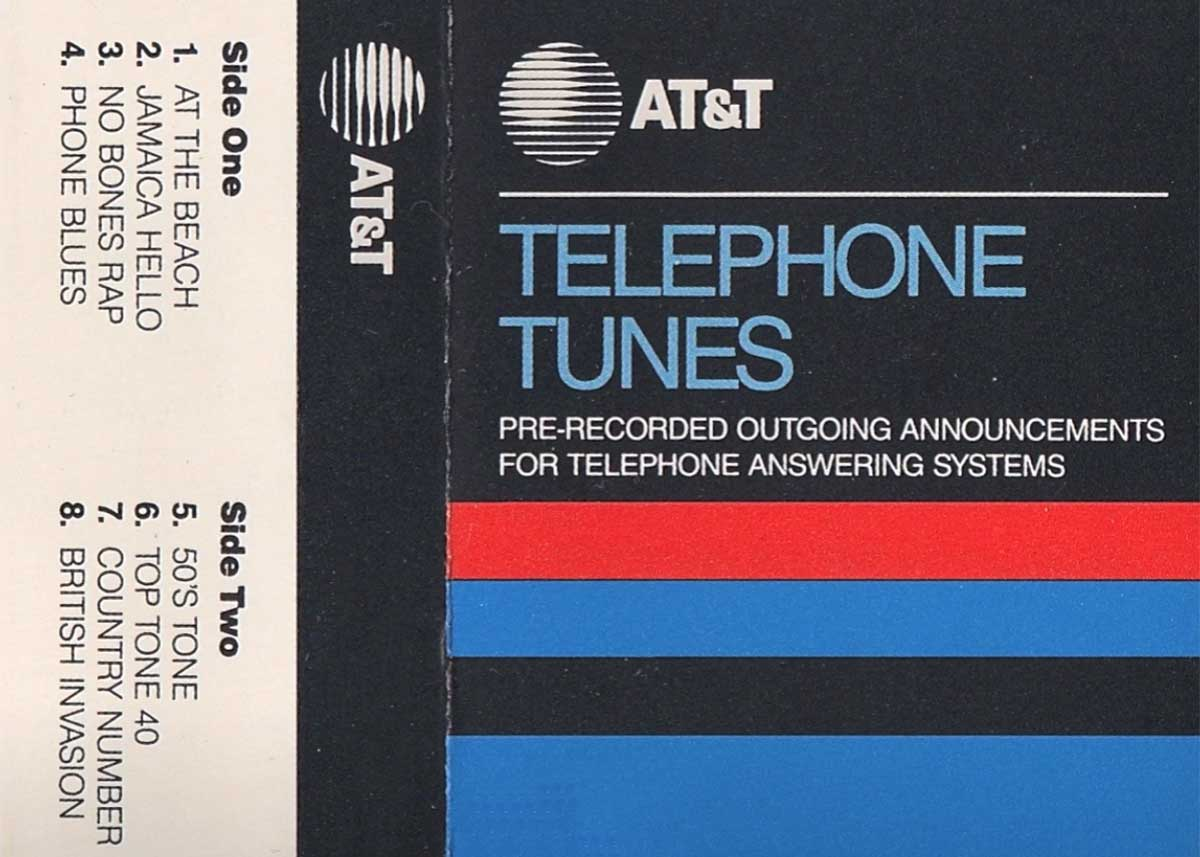 Remember AT&T Telephone Tunes?