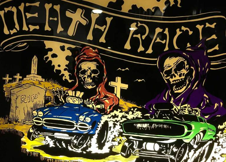 Death Race Video Game Controversy