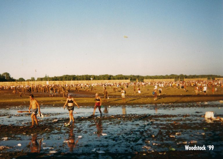My time at Woodstock '99